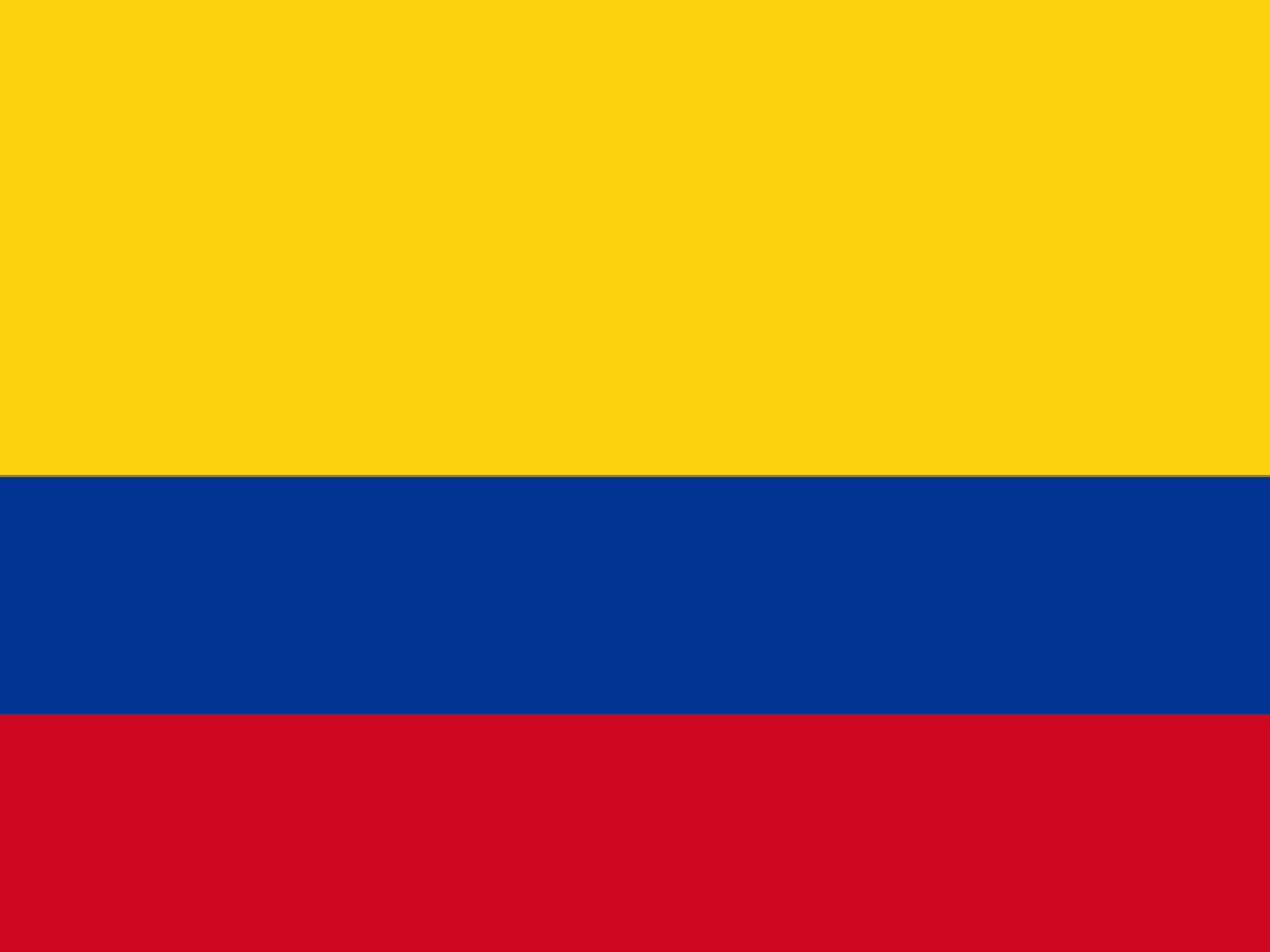 colombia flag colombia flag