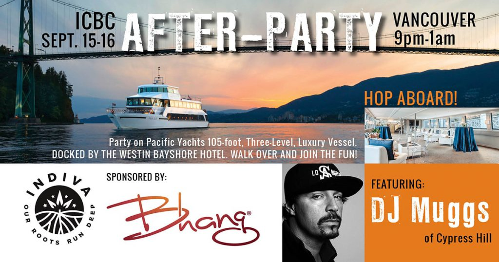 Vancouver after party
