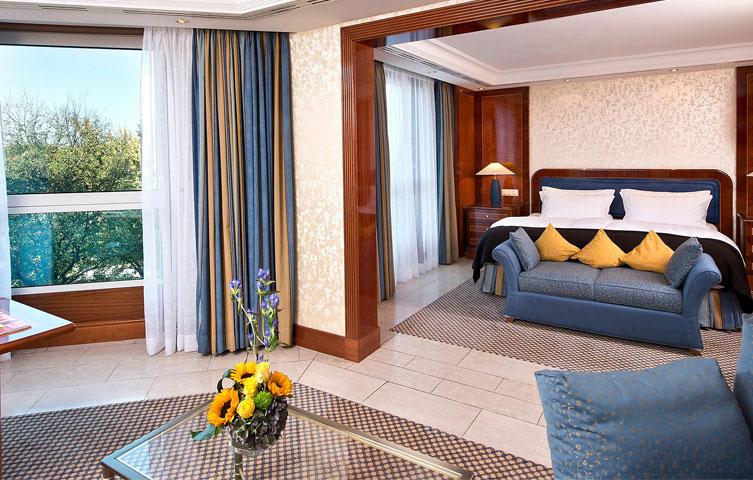 Intercontinental Hotel Berlin ICBC 2020 5 Bedroom Suite